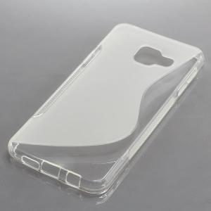 TPU Case pentru Samsung Galaxy A3 2016 transparent ON047