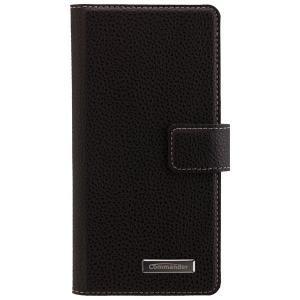 COMMANDER BOOK CASE ELITE for Sony Xperia XA - Black ON3538