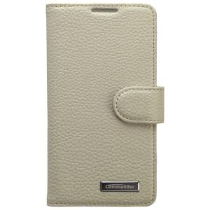 COMMANDER BOOK CASE ELITE for Sony Xperia Z3 Compact - Leather White ON3543