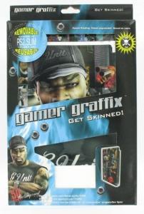 Gamer Graffix 50 Cent/G Unit PS2 (SlimLine) Skin YGP227