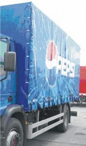 Camion prelata