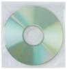 Plicuri plastic pp pentru cd/dvd, 50 buc/set,