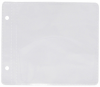Plic plastic pp pentru cd/dvd, cu perforatii, 10