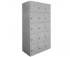 Vestiar metalic cu 15 usi fara accesorii, 910x500x1800 mm (lxlxh),