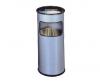 Cos de gunoi cu scrumiera 17 litri, durable