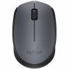 Mouse wireless logitech m170, emea grey