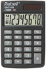 Calculator de buzunar, 8 digits,  88 x 59 x 10 mm, capac din plastic,