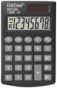 Calculator de buzunar, 8 digits, 100 x 62 x  8 mm, capac din plastic,
