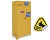 Dulap metalic xeco2000 pt. substante periculoase 4 rafturi,