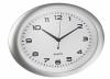 Ceas oval de perete, d-40/30cm, cifre arabe, alco - rama plastic