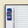 Suport magnetic artline, pentru 4 markere + burete,