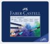 Creioane colorate aquarelle art grip 24 culori cutie metal
