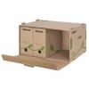 Container de arhivare esselte eco, cu deschidere