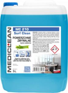Detergent pentru suprafete lavabile