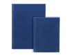 Registru A4, 96 file 70g/mp, coperti carton rigid, PUKKA Blue - dictando