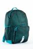 Rucsac ZIP..IT Mesh Black & Blue, cu buzunare laterale - EAN 7290106148444