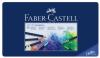 Creioane colorate aquarelle art grip 36 culori cutie metal
