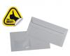 Plic dl autoadeziv (110x220 mm) fereastra stanga 80 g/mp alb, 1000 buc