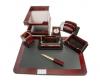 Set birou lemn 108 lux 8 piese