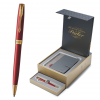 Pix parker sonnet royal red gt+cutie pt. cadou british collection