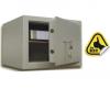 Seif metalic ignifug cu cheie 410, 420x380x300 mm