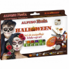 Set machiaj ALPINO Halloween - 6 culori x 5 gr + accesorii