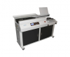 Aparat de indosariat (brosat) semiautomat cu termoclei unitec fj-805lh