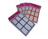 Etichete scolare  11x16 mm, 10