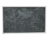 Tabla scolara din sticla pt. creta 200x100 cm