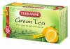 Ceai Teekanne verde cu lamaie, 20pliculete x 1.75gr