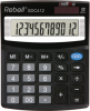 Calculator de birou, 12 digits, 125 x 100 x 27 mm, rebell sdc 412 -