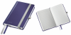 Caiet de birou a6, leitz style, coperti carton rigid