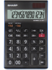 Calculator de birou, 14 digits, 176 x 112 x 13 mm, sharp el-145tbl -