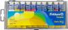 Tempera set 10 culori 12 ml 740/4 t10