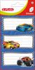 Etichete scolare masini set 9