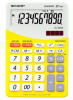 Calculator de birou, 10 digits, 149 x  100 x 27 mm, sharp el-m332bbl -