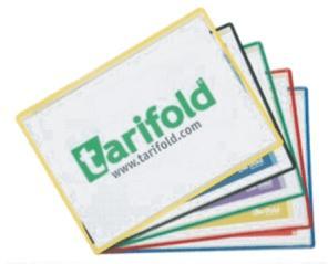 Set 5 buzunare de prezentare autoadezive A3 Tarifold