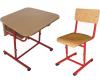 Set mobilier scolar pupitru+scaun