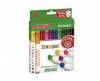 Marker pentru colorat artline stix, varf flexibil (tip