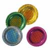 Farfurii holografice diverse culori set8