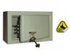 Miniseif metalic cu cheie 250x120x160 mm (lxlxh), eco+