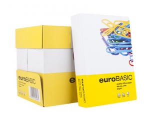 HARTIE COPIATOR EURO BASIC A4, 80g/mp, 200 topuri