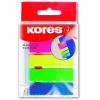 Index plastic 12 x 45 mm 5 culori x