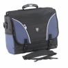 """Geanta laptop 17"""", polyester, falcon courier - negru"""