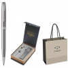 Pix parker sonnet royal stainless steel ct+cutie pt. cadou british