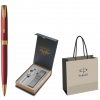 Pix parker sonnet royal red gt+cutie pt. cadou british collection cu