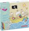Cutie cu articole creative pentru copii, alpino