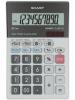 Calculator de birou, 10 digits, 152 x 100 x 33 mm, SHARP EL-M711GGY - gri
