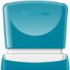 Stampila Xstamper QuiX - Q10, dreptunghiulara, 11 x 40 mm - tus negru