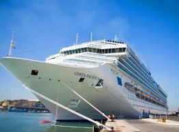 Croaziera cu vasul Costa Pacifica in Mediterana de Vest compania Costa Crociere